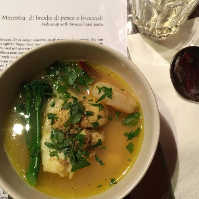 Abruzzese heart in abruzzo for Abruzzese cuisine