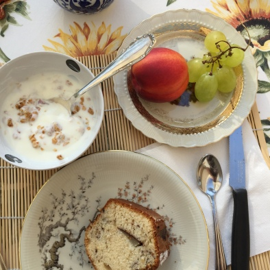 Lucia's breakfast hospitality