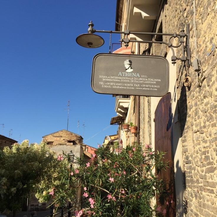 Athena International Italian Language School