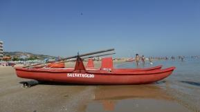Safe guarded beaches per tutti