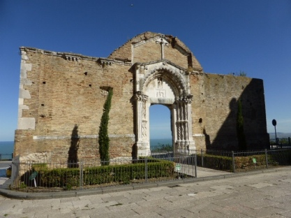 Remains of San Pietro