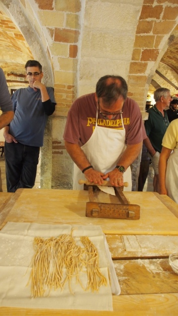 Engineering expert conquers ancient pasta making tool