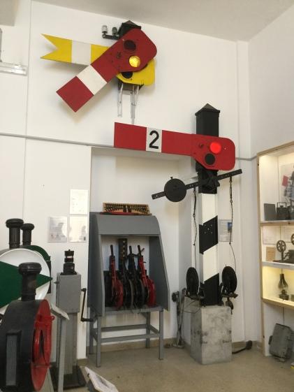 Signals - Museo Ferroviario della Puglia
