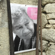 Lucia Assunta De Pascalis, interpreter of the oral tradition of Salento folk song