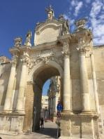 Porta Rudaie, near my homestay.