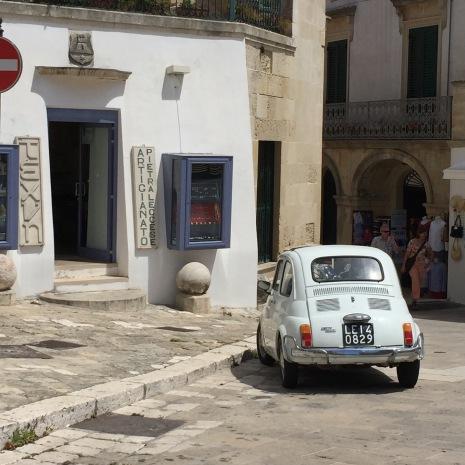 Cinquecento in Otranto