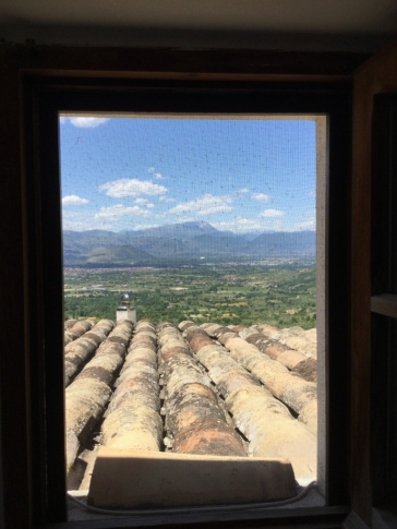 Best bathroom view in Abruzzo