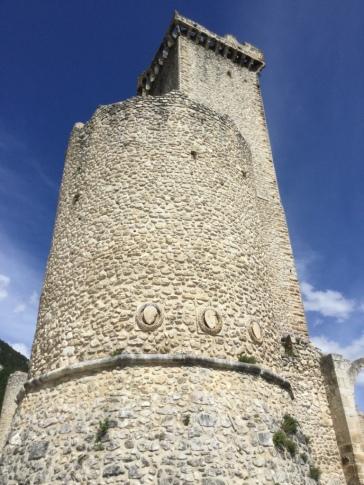 17 Castle towers