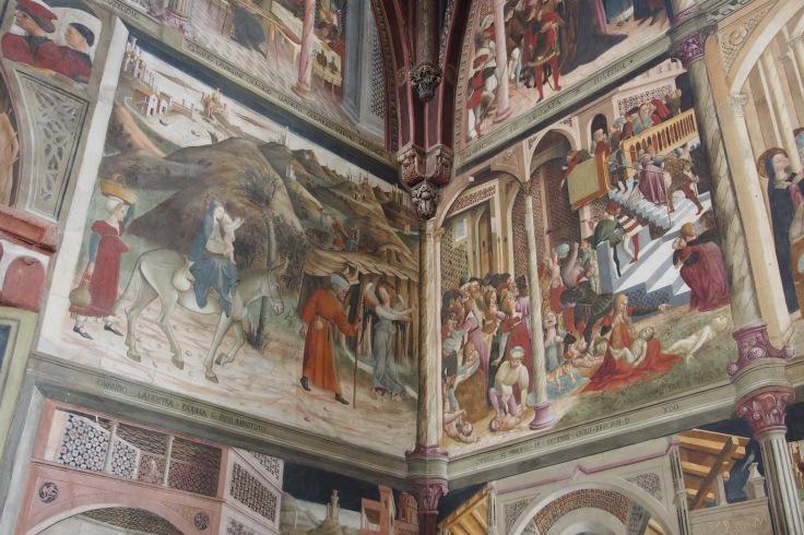 Atri Santa Maria Assunta Frescoes 01