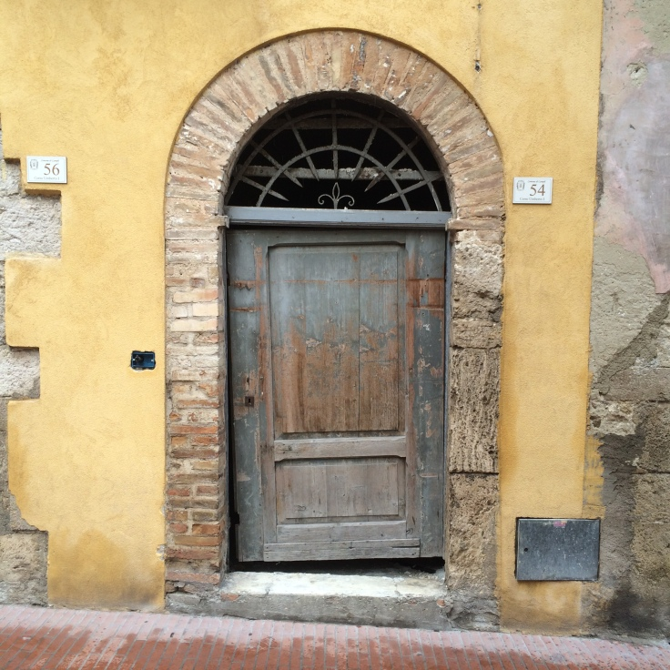 Campli doorway