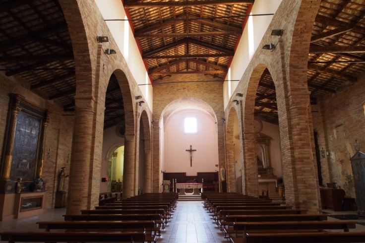 Morro d'oro - chiesa San Salvatore